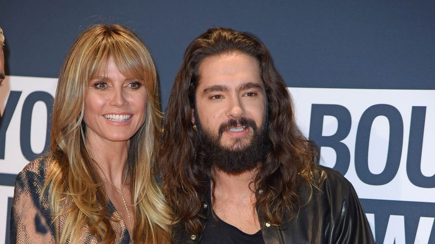 Heidi Klum und Tom Kaulitz bei den About You Awards 2019