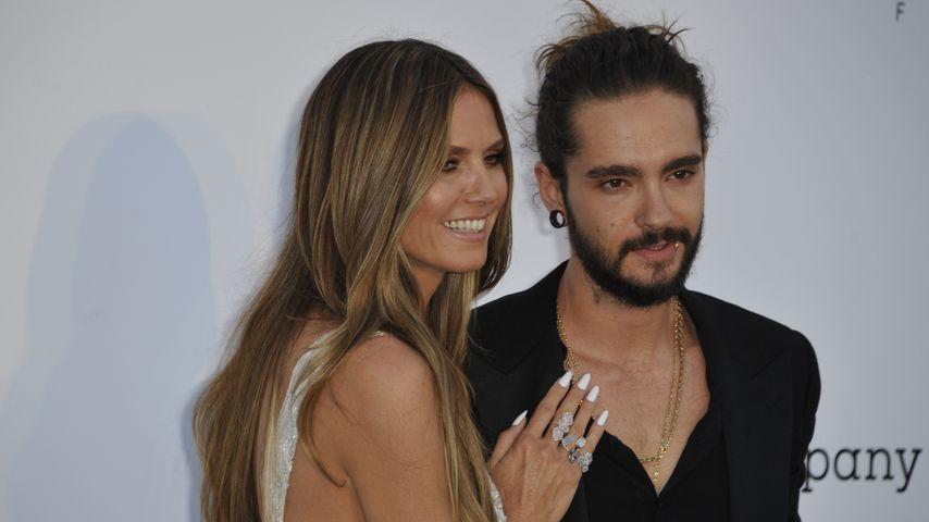 Rasant verliebt: Heidi Klum & Tom Kaulitz auf Motorradtour