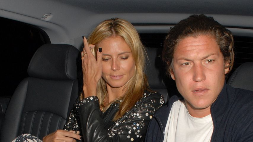 Heidi Klum und ihr Vito Schnabel turteln wieder