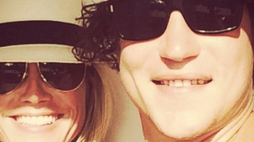 Heidi Klum verliebt: 1. Paar-Selfie mit ihrem Vito