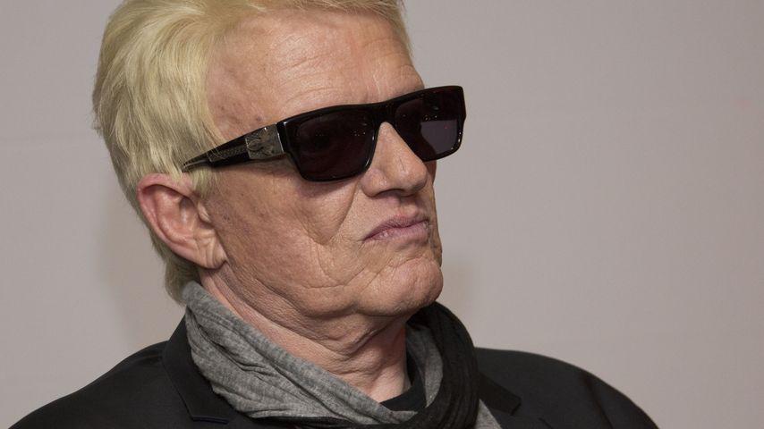 Heino außer sich: ZDF nennt ihn Albino