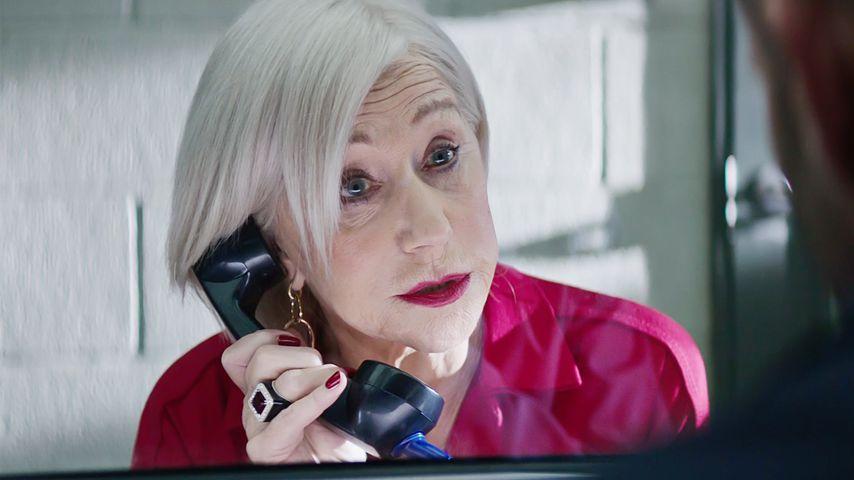 "Helen Mirren in ""Fast & Furious Presents: Hobbs & Shaw"""