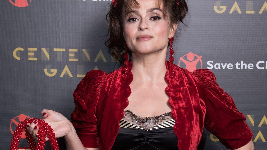 Helena Bonham Carter auf einer Benefizgala in London im Mai 2019