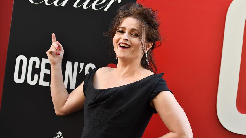 Sehr skurriles Hobby: Helena Bonham Carter sammelt Gebisse!