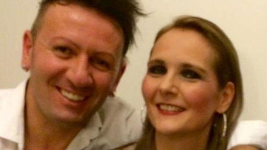 TV-Gesicht Helena Fürst und Musiker Ennesto Monté