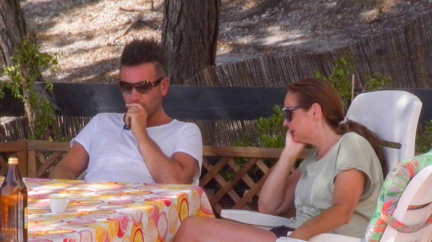 Ennesto Monte und Helena Fürst im Sommerhaus der Stars