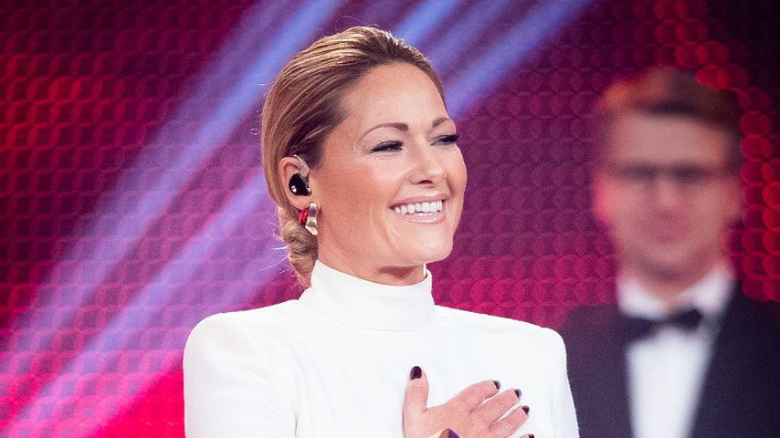 """Sängerin Helene Fischer bei """"2020! Menschen, Bilder, Emotionen! - Der grosse RTL Jahresrueckblick"""""""