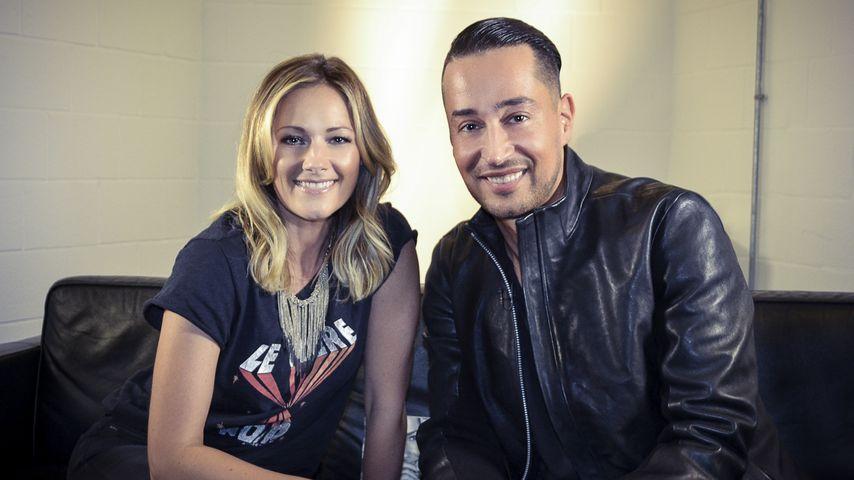 Neue TV-Show: Magier Farid bringt Helene Fischer zum Staunen