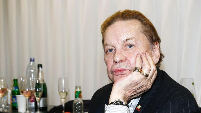 Helmut Berger (75) beendet Karriere nach Klinik-Aufenthalt!