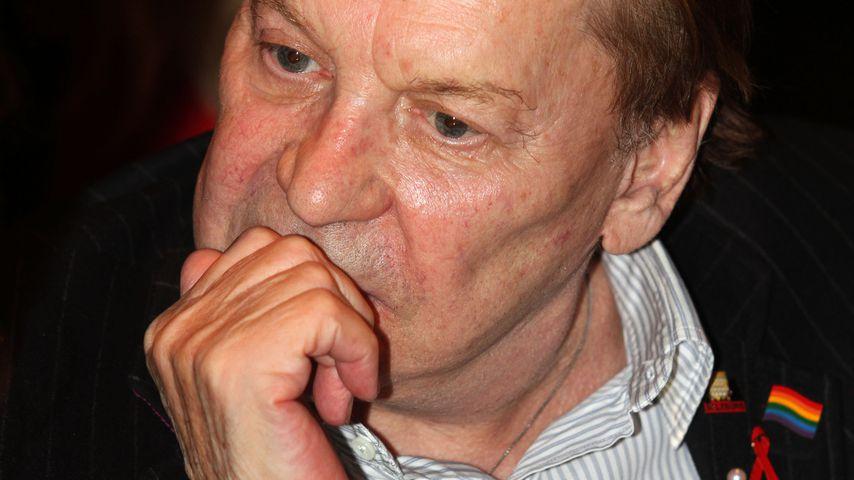 Helmut Berger in Sommer 2014