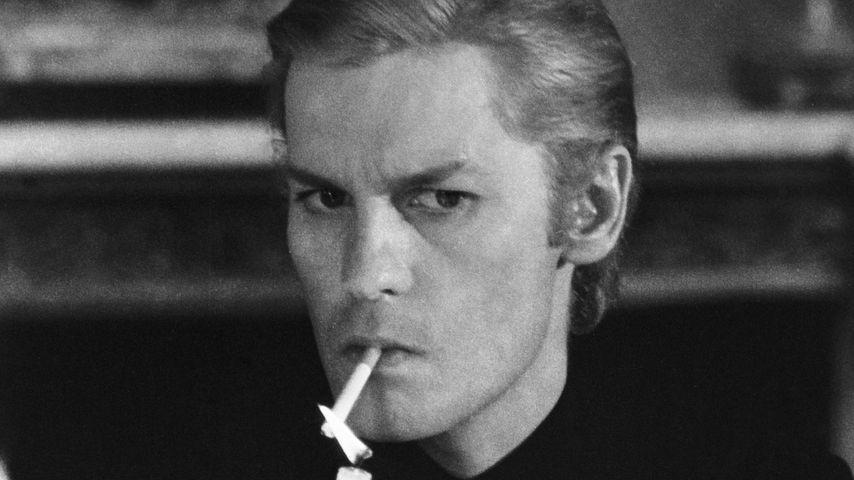 """Helmut Berger in dem Film """"Gewalt und Leidenschaft"""", 1974"""