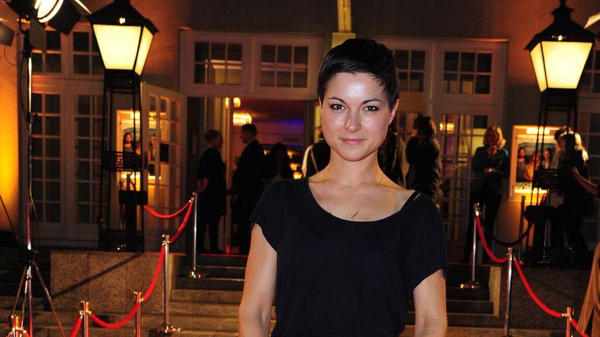 """Henriette Richter-Röhl bei der Premiere des ZDF-Herzkinos """"Zwischen den Zeiten"""""""
