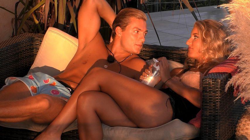 """Henrik und Sandra bei """"Love Island"""" 2020"""