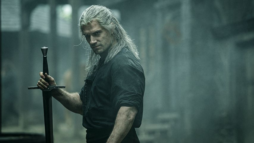 "Henry Cavill als Geralt von Riva in ""The Witcher"""