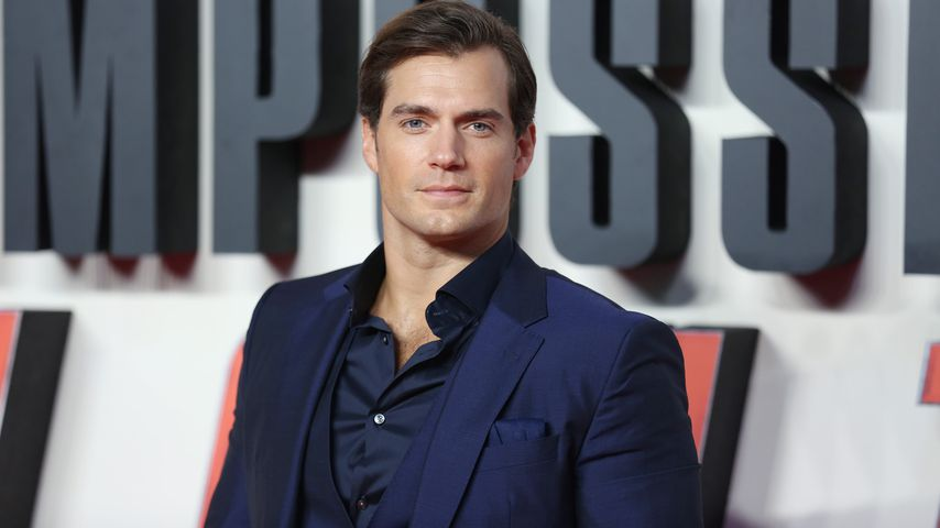 """Henry Cavill bei der Premiere von """"Mission: Impossible - Fallout"""" in London"""