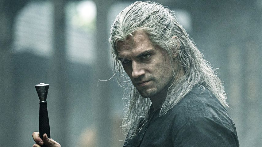 "Henry Cavill in ""The Witcher"""