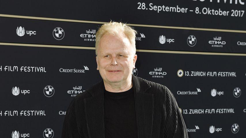 Herbert Grönemeyer beim Filmfestival in Zürich, Oktober 2017