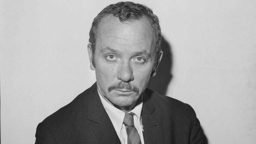 Herbert Kretzmer im November 1968