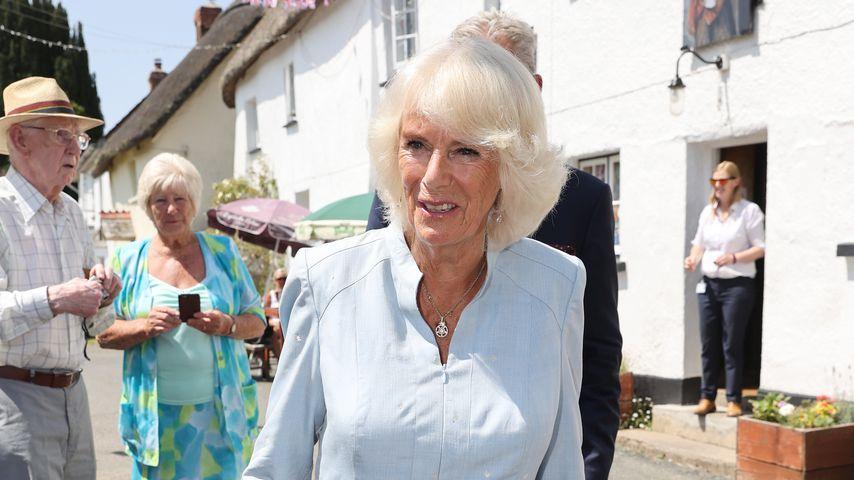 Herzogin Camilla im Juli 2021