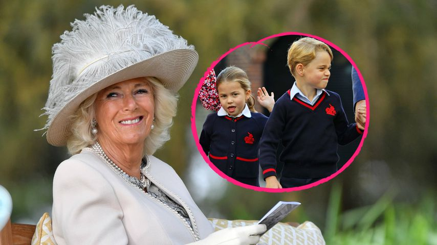 Diese gesunde Vorliebe haben Charlotte & George von Camilla
