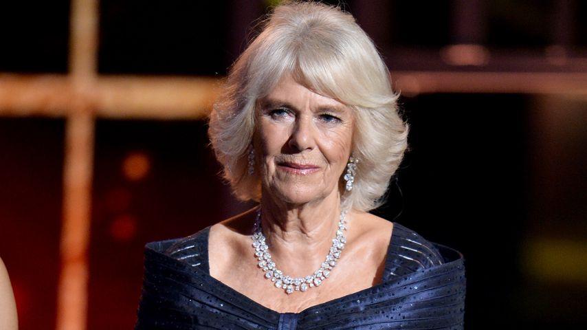 Zu frech! Witz über Herzogin Camilla aus Event geschnitten