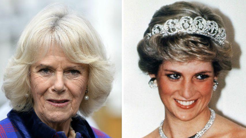 Große Geste: Camilla verzichtet für Lady Di auf B-Day-Party!