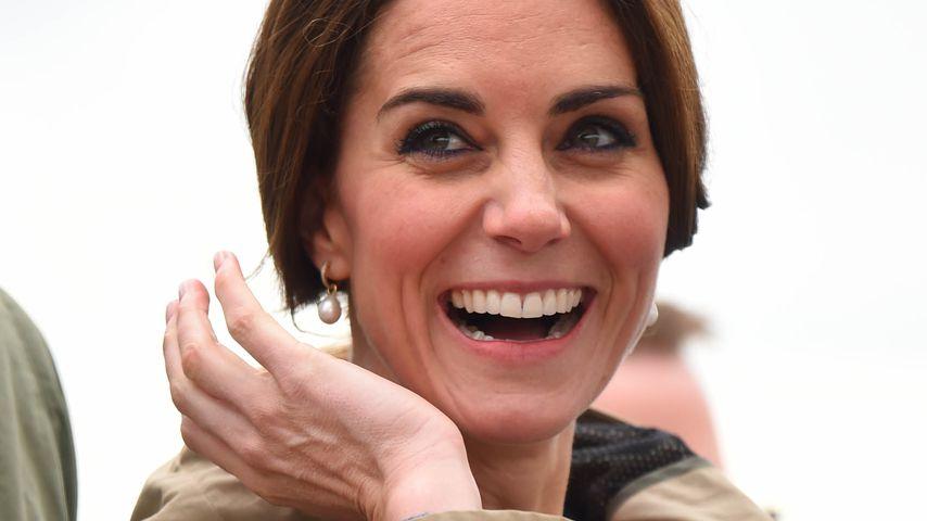 Nix da, Prinzessin: Das ist Herzogin Kates wahrer Traumjob!