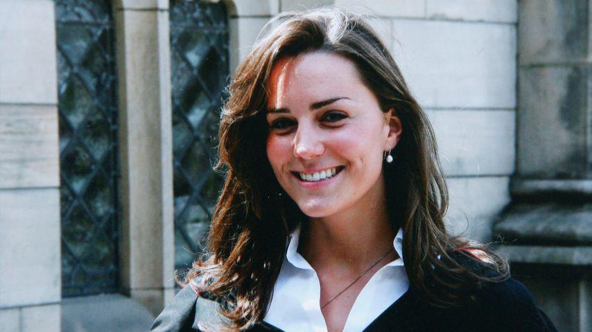 Herzogin Kate: Sie ist 1. Royal-Bride mit College-Abschluss!