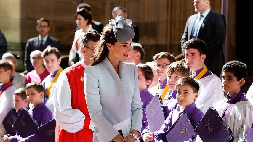 Herzogin Kate in Sydney, April 2014