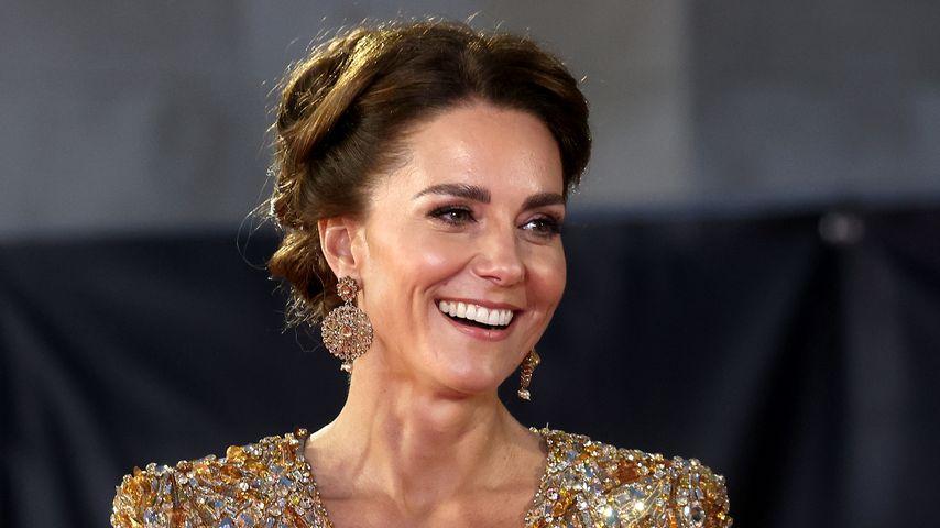 """Herzogin Kate bei der Weltpremiere von """"No Time to Die"""""""