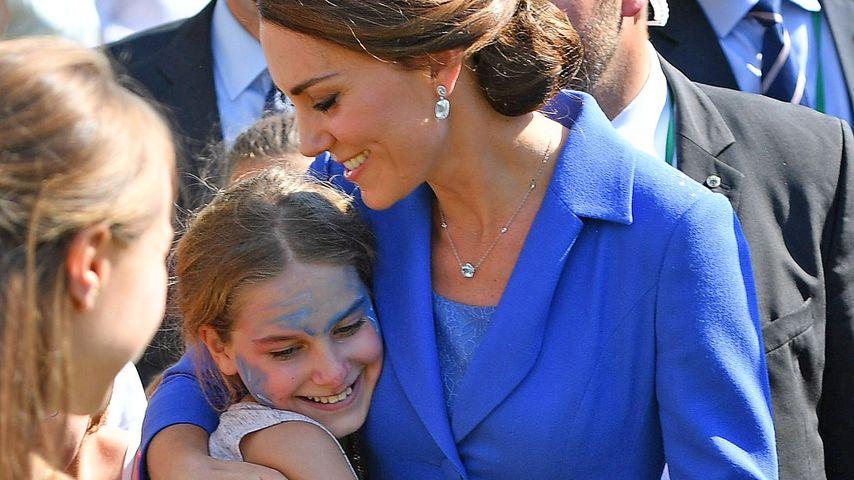 Bei Deutschland-Besuch: Herzogin Kate bricht Royal-Protokoll