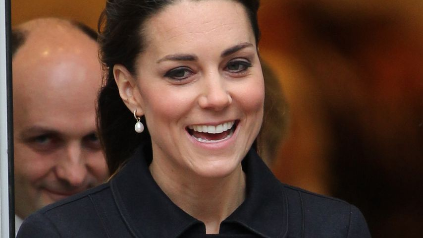 Herzogin Kate gibt Cressida Bonas royale Nachhilfe