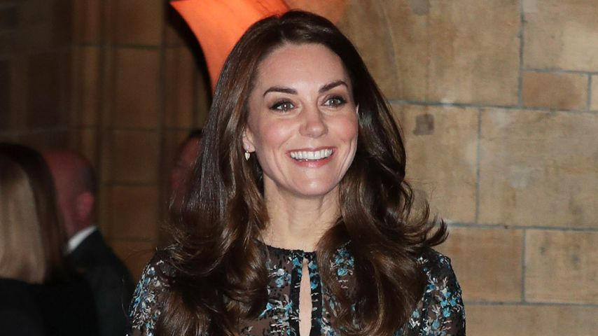 "Kate Middleton im ""Natural History Museum"" in London"