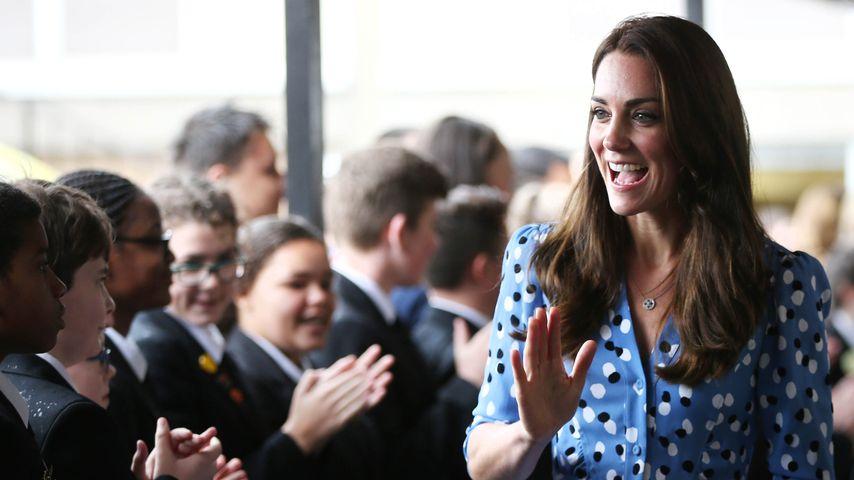 Ohne Prinz William: Kate muss zum 1. Mal alleine ins Ausland