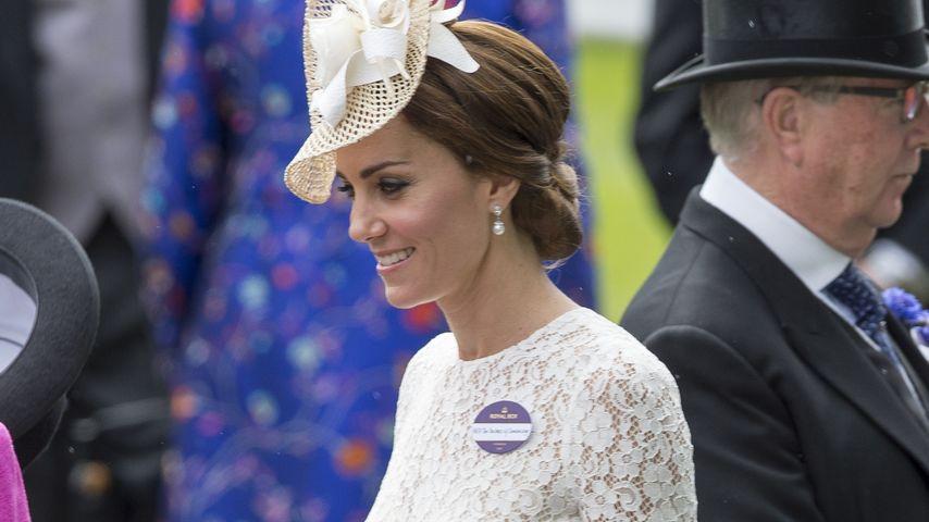 3. Kind für Herzogin Kate: Versteckt sie hier ein Bäuchlein?