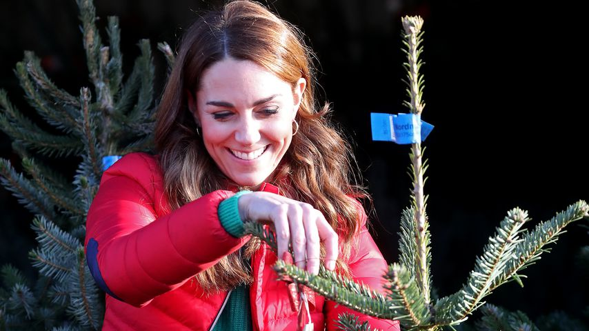 Herzogin Kate im Dezember 2019
