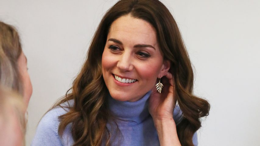 Herzogin Kate im Februar 2020