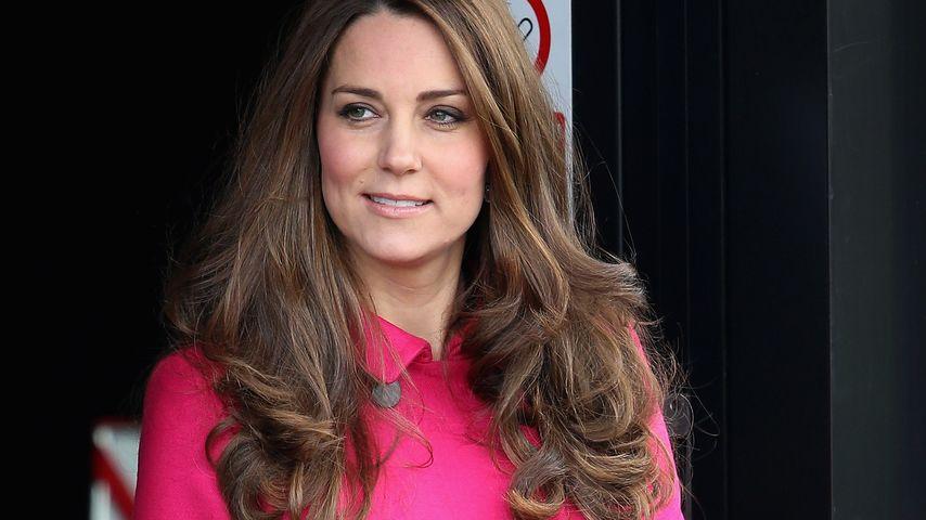 Herzogin Kate, die Naschkatze: Ist das der Mädchen-Beweis?