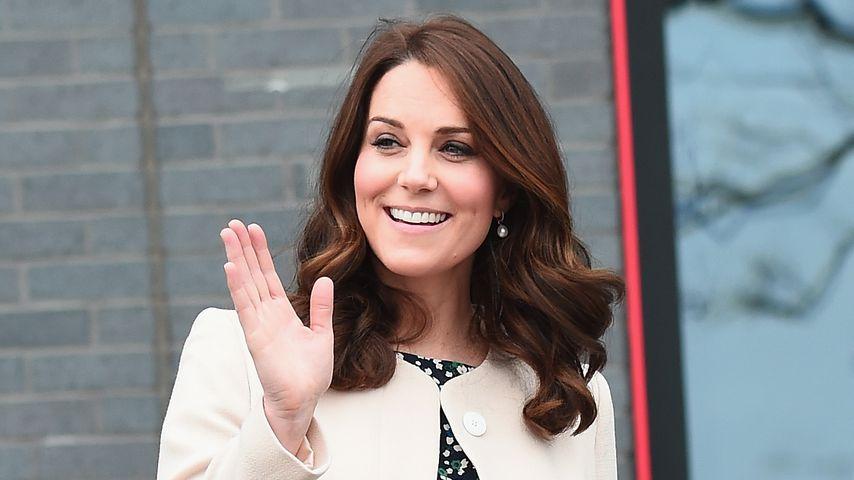 Herzogin Kates drittes Baby ist da – und es ist ein Junge!