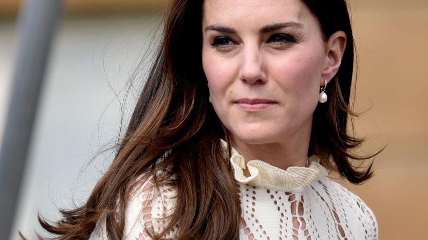 Schlank nur durch Blaualgen? Ihr glaubt Herzogin Kate nicht!