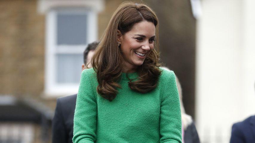 Herzogin Kate zu Besuch in einer Grundschule in Nordlondon