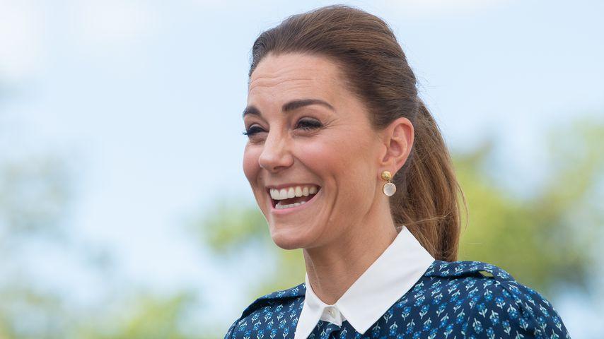 Herzogin Kate im Queen-Elizabeth-Hospital in King's Lynn, 2020