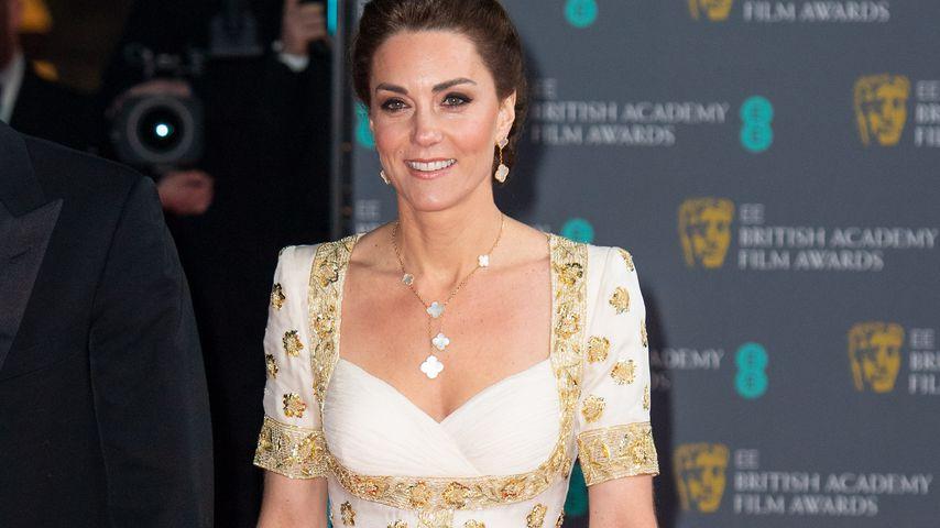 BAFTA-Verleihung: Dieses Wow-Kleid recycelte Herzogin Kate
