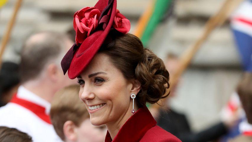 So feiert Herzogin Kate den Muttertag 2020 mit ihrer Familie