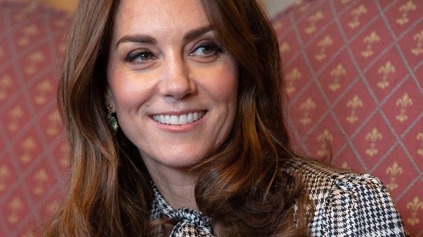 Ungewohnt braun: Setzt Herzogin Kate etwa auf Selbstbräuner?