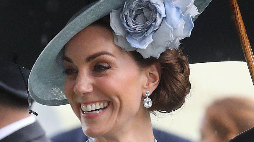 Herzogin Kate in Ascot, England