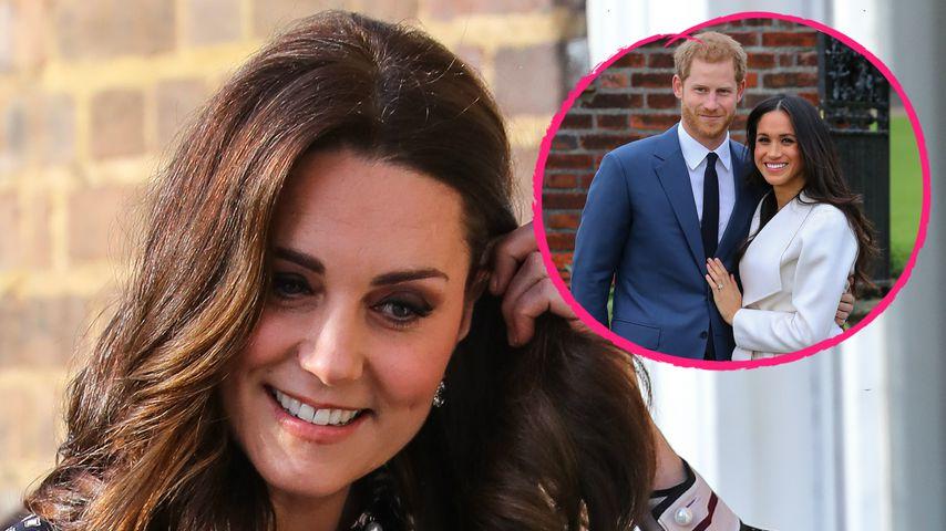Herzogin Kate: Erster Schwanger-Auftritt nach Harry-News!