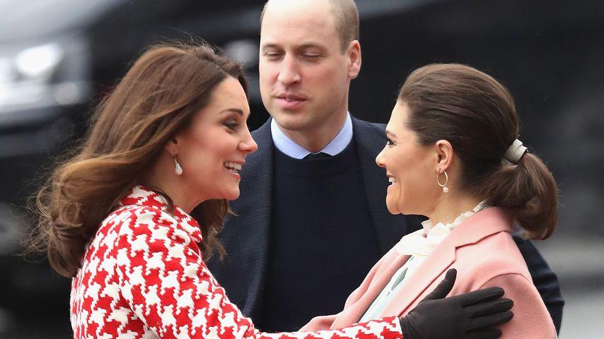 Herzogin Kate & Prinz William: Große Verzweiflung wegen der Babys
