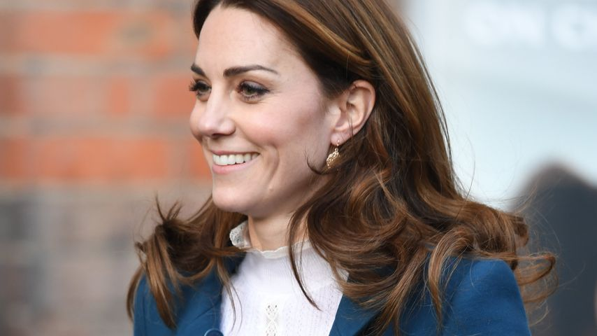 Herzogin Kate in London, Januar 2020