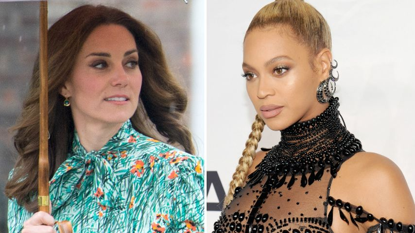Wegen Beyoncés B-Day: Fans stinksauer über Kates Babynews